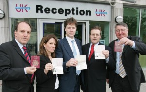 Liberal Democrat MPs campaign against ID cards