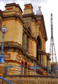 The future of the birthplace of regular TV at Alexandra Palace is under threat
