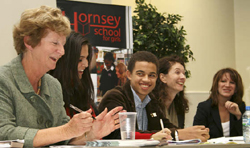 Haringey Youth Council question time