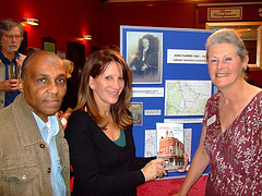 Lynne Featherstone at book launch