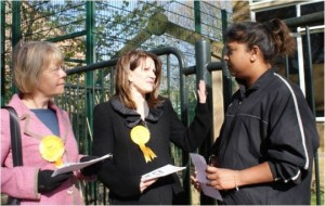 Campaigning for Haringey schools