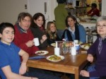 Local Lib Dems at Foodcycle Cafe in Stroud Green