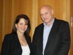 Lynne and Richard Barker