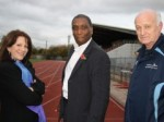 Lynne with Haringey sports development