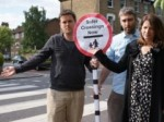 Digital image attached of Cllr Richard Wilson, Cllr Ed Butcher and Lynne Featherstone MP on the pedestrian crossing on Upper Tollington Park