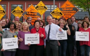 Lib Dems will freeze Haringey Council Tax