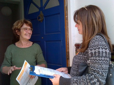 Hornsey doorstepping (2)