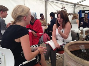 Mentoring young people at Youth for Change